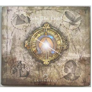 Doppel-CD Musik: Into The Light von Erdenstern für SF Future Steampunk Rollenspiel