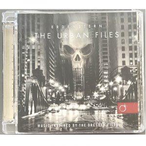 CD Musik Fantasy The Urban Files von Erdenstern für Dark Fantasy-Rollenspiele