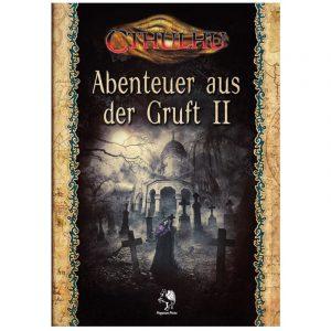 Cthulhu: Abenteuer aus der Gruft II - Abenteuer Deutschland