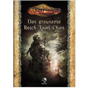 Cthulhu: Das grausame Reich Tsan Chan - Quellen- und Abenteuerband