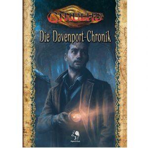 Cthulhu: Die Davenport-Chronik - 4 Gruppenabenteuer