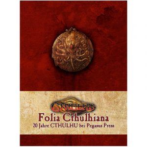 Cthulhu: Folia Cthulhiana Jubiläumsnotizbuch DIN A6