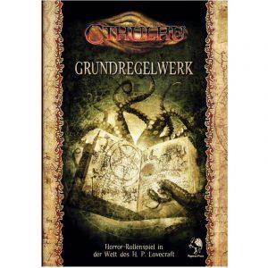 Cthulhu Grundregelwerk - Horror-Rollenspiel 7. Regelversion