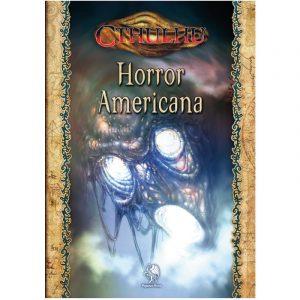 Cthulhu: Horror Americana - Abenteuerband