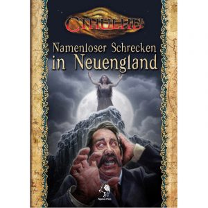 Cthulhu: Namenloser Schrecken in Neuengland - Abenteuerband