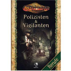 Cthulhu: Polizisten & Vigilanten - Berufe - Regelergänzung