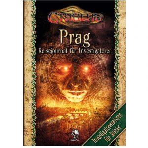 Cthulhu: Prag - Reisejournal für Investigatoren Spielerausgabe - Spielhilfe