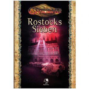 Cthulhu: Rostocks Sieben - Abenteuerband