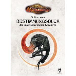 Cthulhu: S. Petersens Bestimmungsbuch der unaussprechlichen Kreaturen