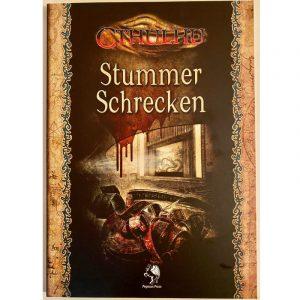 Cthulhu: Stummer Schrecken - Abenteuersammelband USA 1920s