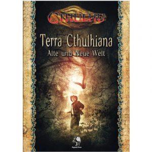 Cthulhu: Terra Cthulhiana Alte und Neue Welt - Quellenband