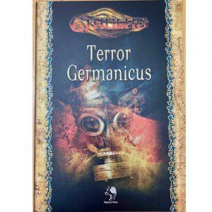 Cthulhu: Terror Germanicus - Abenteuersammelband