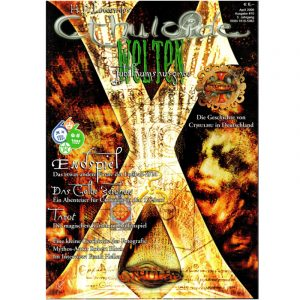 Cthuloide Welten 10 – Zeitschrift für Rollenspiel Cthulhu aus 2006