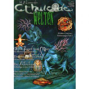 Cthuloide Welten 11 – Zeitschrift für Rollenspiel Cthulhu aus 2006