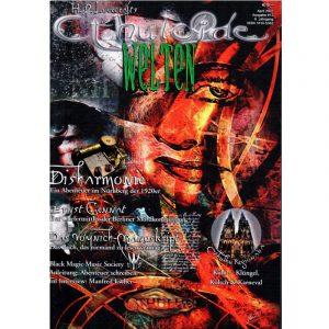 Cthuloide Welten 12 – Zeitschrift für Rollenspiel Cthulhu aus 2007