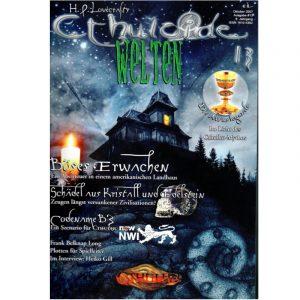 Cthuloide Welten 13 – Zeitschrift für Rollenspiel Cthulhu aus 2007