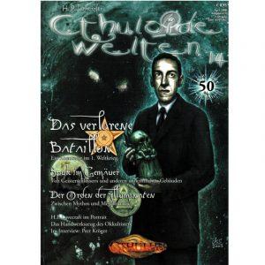 Cthuloide Welten 14 – Zeitschrift für Rollenspiel Cthulhu von 2008