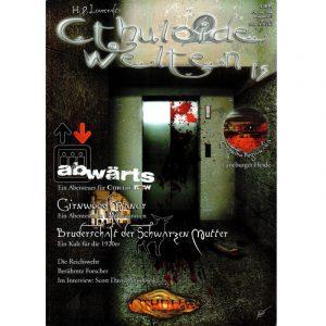 Cthuloide Welten 15 – Zeitschrift für Rollenspiel Cthulhu von 2008
