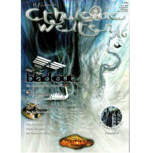 Cthuloide Welten 16 – Zeitschrift für Rollenspiel Cthulhu aus 2009