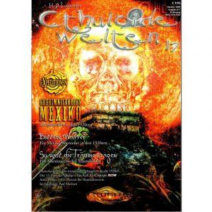 Cthuloide Welten 17 – Zeitschrift für Rollenspiel Cthulhu aus 2009