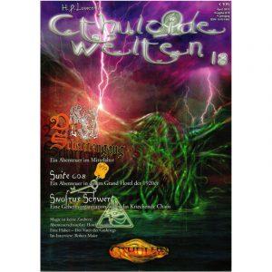 Cthuloide Welten 18 – Zeitschrift für Rollenspiel Cthulhu aus 2010