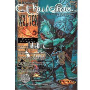 Cthuloide Welten 2 – Zeitschrift für Rollenspiel Cthulhu aus 2002