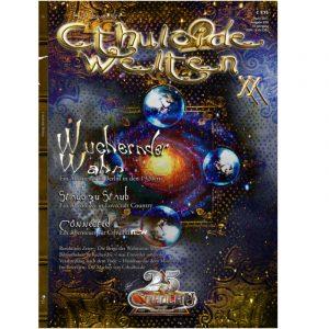 Cthuloide Welten 20 – Zeitschrift für Rollenspiel Cthulhu von 2011