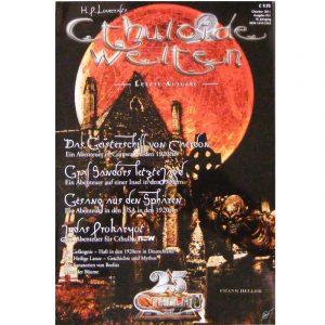 Cthuloide Welten 21 – Zeitschrift für Rollenspiel Cthulhu aus 2011