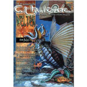 Cthuloide Welten 4 – Zeitschrift für Rollenspiel Cthulhu aus 2003