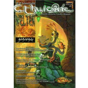 Cthuloide Welten 5 – Zeitschrift für Rollenspiel Cthulhu aus 2003