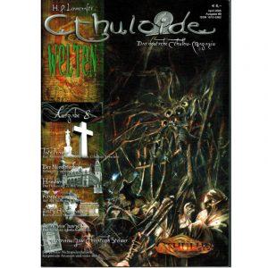 Cthuloide Welten 8 – Zeitschrift für Rollenspiel Cthulhu aus 2005