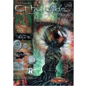 Cthuloide Welten 9 – Zeitschrift für Rollenspiel Cthulhu aus 2005