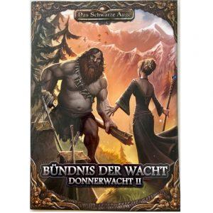 Das Schwarze Auge DSA Abenteuer Bündnis der Wacht - Donnerwacht II für DSA5