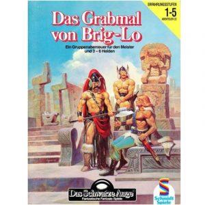 Das Schwarze Auge DSA Abenteuer 022 Das Grabmal von Brig-Lo DSA2