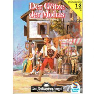 Das Schwarze Auge DSA Abenteuer 035 Der Götze der Mohas DSA2
