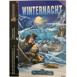 Das Schwarze Auge DSA Abenteuer 092 Winternacht DSA3 Gruppenabenteuer