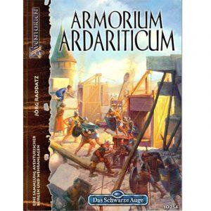 Das Schwarze Auge DSA Spielhilfe Armorium Ardariticum