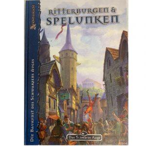 Das Schwarze Auge DSA Quellenband Ritterburgen & Spelunken
