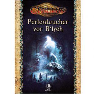 Cthulhu Abenteuersammelband Perlentaucher vor R´lyeh Sammlung Best-of-Abenteuer