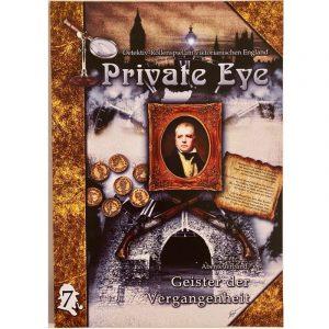 Private Eye: Geister der Vergangenheit - AB 7 im viktorianischen England 1880s