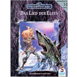 Das Schwarze Auge DSA Abenteuer 047 Das Lied der Elfen DSA3 Soloabenteuer