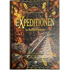 Cthulhu: Expeditionen - Ins Herz der Finsternis - Abenteuersammelband Gruppenabenteuer