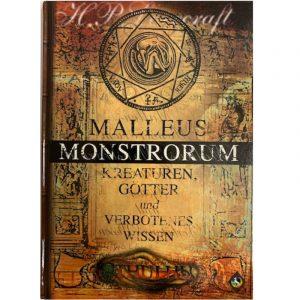 Cthulhu: Quellenbuch Malleus Monstrorum von 2003 - Kreaturen, Götter und verbotenes Wissen