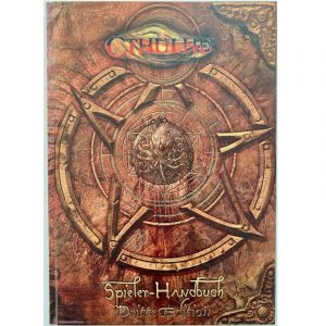 Cthulhu Regelwerk Spieler-Handbuch 3. Edition aus 2011