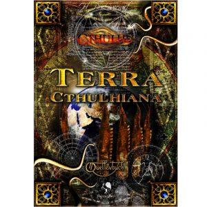 Cthulhu: Quellenbuch Terra Cthulhiana von 2008 - die gesamte cthuloide Welt