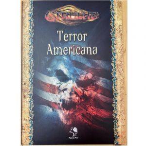 Cthulhu: Terror Americana - Abenteuerband 1920s USA