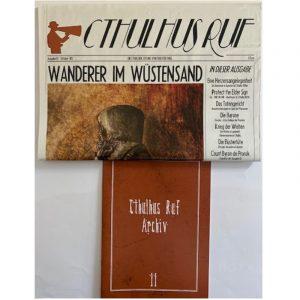 Cthulhu: Cthulhus Ruf Ausgabe 02 vom Oktober 2012 - Cthuloide Zeitung von Fans für Fans