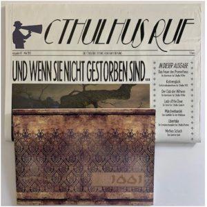 Cthulhu: Cthulhus Ruf Ausgabe 07 vom Mai 2015 - Cthuloide Zeitung von Fans für Fans