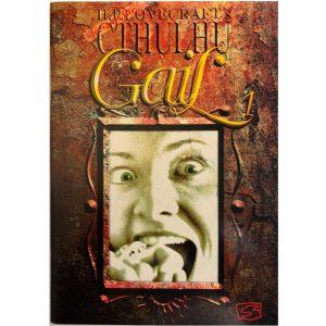 Cthulhu: Gail 1 - Abenteuerband von 1996 im England der 1920er