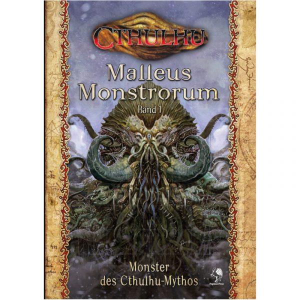 Cthulhu: Malleus Monstrorum Band 1 - Monster des Cthulhu-Mythos